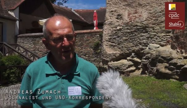 Internationale Rundschau – Interview mit Andreas Zumach