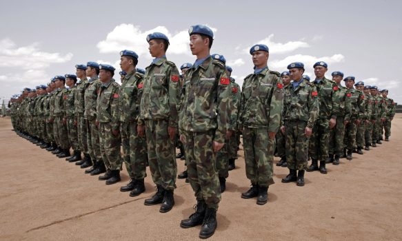 China's Emergence as a Peacebuilding Actor: from 'Peaceful Development' to 'Developmental Peace'?